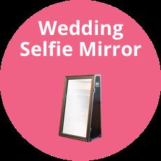 Wedding Selfie Mirror